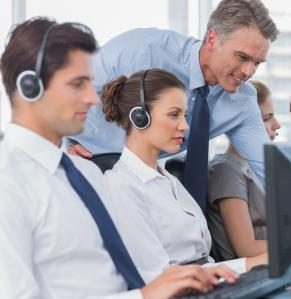 User friendly call recording for inbound contact centres